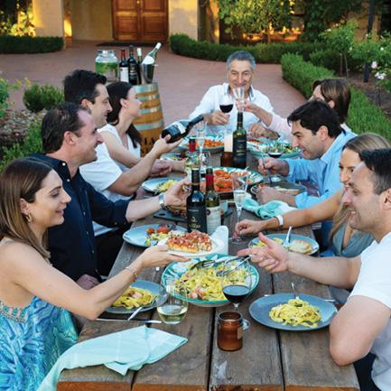 MEET THE CALABRIA FAMILY