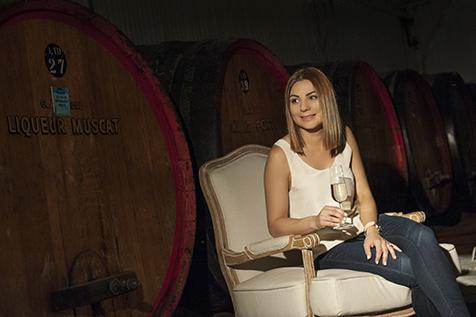 2019 Marketer of the Year Finalist for Australian Women in Wine Awards.