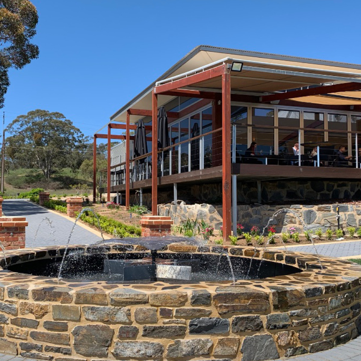 BAROSSA VALLEY CELLAR DOOR